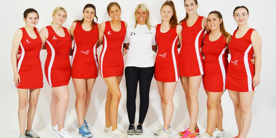 AoC Netball League Champions