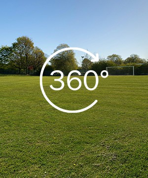 A link to a 360 tour of Sports Field