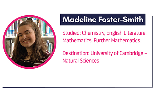 Madeline Foster-Smith