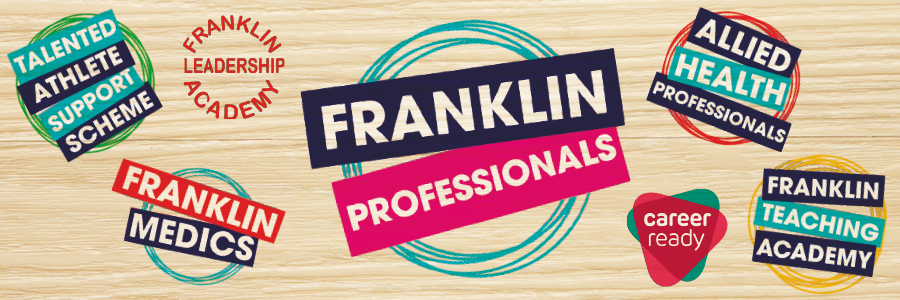 Franklin Professional image of logos